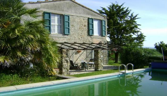 Toscana immobiliare s a s vende rustici casali e poderi for Piani casa colonica di campagna