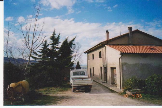 Toscana immobiliare s a s vende rustici casali e poderi for Piani casa colonica